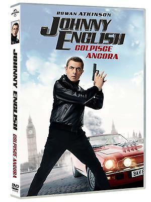 Dvd Johnny English Colpisce Ancora - (2018) ...........NUOVO
