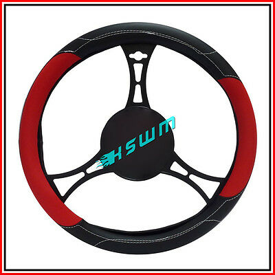 Universal Car Steering Wheel Cover Size 39-41cm Protection Decoration Comfort 84