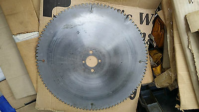 LES HAMMOND 375mm 100T TUNGSTEN CARBIDE Tooth CIRCULAR SAW BLADE. Bore ID 40mm
