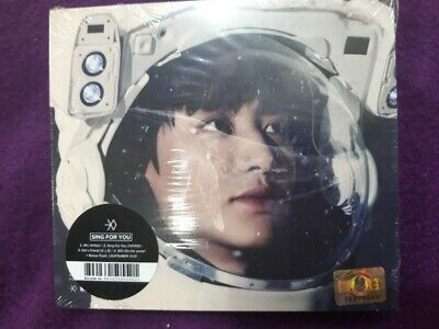 EXO / Sing For You (Chinese Ver.) CD w/ Booklet + Photo Card NEW SEALED