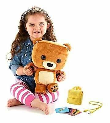 Toy Smart Bear New Learning Interactive Child Companion Kids Stuffed Toddler