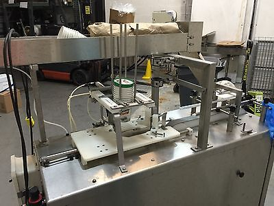 Tindall Ice Cream Cup Filler