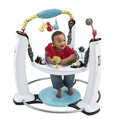 Baby Jumper Bouncer Evenflo ExerSaucer Jump Sports Activity Toy Game Seat Play
