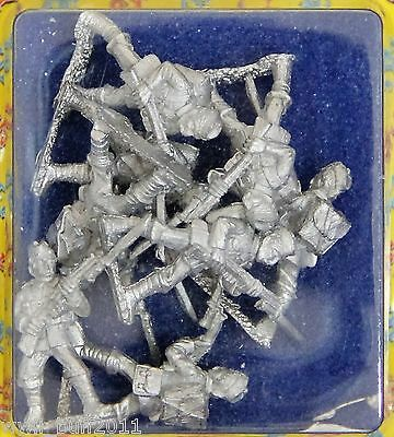 Foundry GWB19: 28mm WW1 Scots Guards (8 Figures)