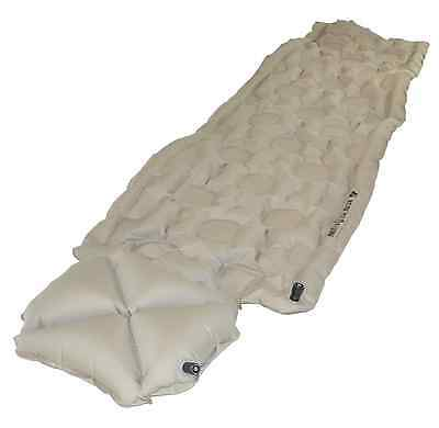 KLYMIT O Zone Sleeping Pad RECON/SAND Lightweight Camping FACTORY REBURBISHED