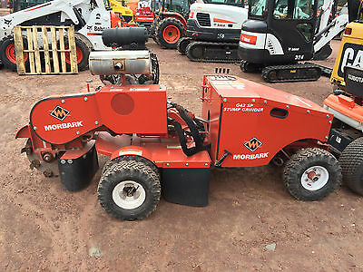 2015 Morbark G42 Gas Stump Grinder Dual Wheel Option