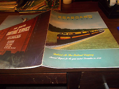 1949 Seaboard Air Line Railroad Company Annual Report