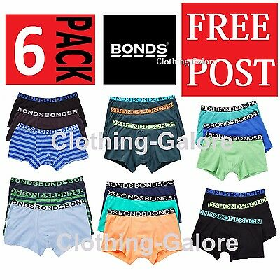 14//16 BONDS BOYS ACTION BRIEFS 3 PACK NAVY BLUE UNDERWEAR SIZE 10//12