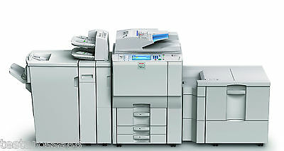 Ricoh MPC 7500 Colour Multifunction with Copy Scan Print & Heavy Duty Staple