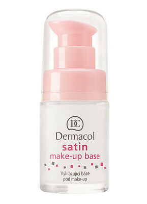 DERMACOL SATIN MAKE UP BASE SKIN SMOOTHING AND MATTIFYING 15ml or 30ml