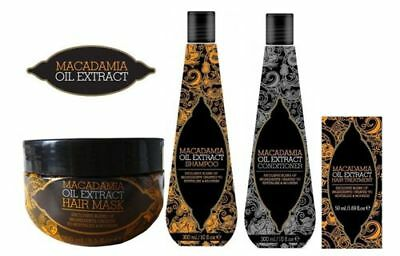 Macadamia Oil Extract Hair Care Products