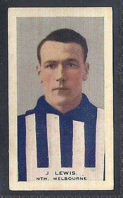 Hoadleys-Victorian Football Ers (Heads 1-50)-Aussie Rules-#035- North Melbourne