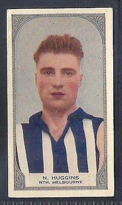 Hoadleys-Victorian Football Ers (51-100)-Aussie Rules-#069- North Melbourne