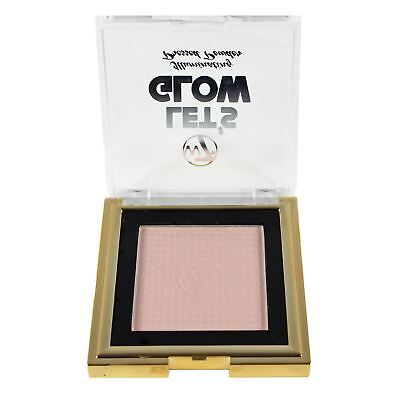 W7 Lets Glow Highlighting Illuminating Pressed Powder Face Make Up