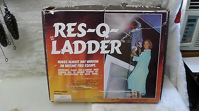 Escape Ladder 2-Story 15 Foot - Unused In Original Box A3746