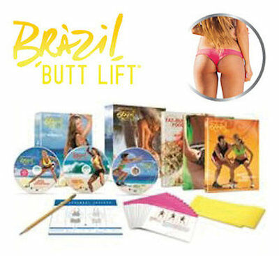 DVD Brazilian Butt Lift Basic