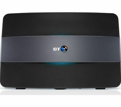BT Home Hub 5 Infinity Fibre ADSL Dual Band Wireless Router Free Postage