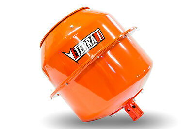Cement Mixer Attachment Model 2500 - Mix and pour cement with your Skid Steer