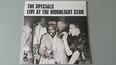 """The Specials """"Live At The Moonlight Club"""" vinyl New / Sealed"""
