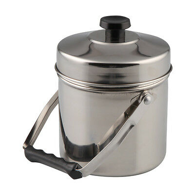 TORPEDO7 Stainless Steel Billy - 1.3L
