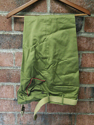 1960's Official Boy Scouts of America Uniform Pants and Belt