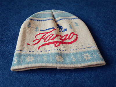 TV Series Fargo Knit Beanie Adult Fashion Cap Hat Print Stretchy One Size