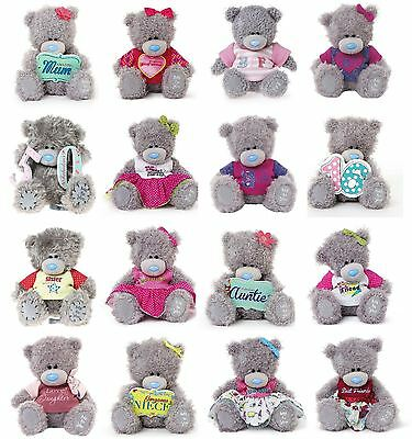 Me to You Plush Occasion & Recipient Selection Variety of Sizes - Tatty Teddy