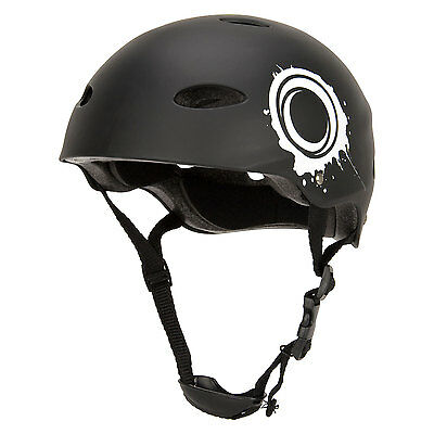 Osprey OSX Skate Bmx Scooter Helmet Black Medium