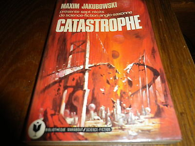catastrophe     marabout  sf 626
