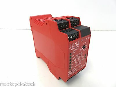 Allen-Bradley MSR138.1DP 440R-M23084 Guardmaster Single-Function Safety Relay