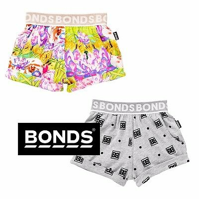 BONDS BABY SHORTS Shorty Roomies Short Bottoms Girls Boys Clothing SALE CHEAP