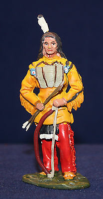 Figur, **Red Cloud**, Indianer, Hobby&Work, OVP/ Sammelfigur