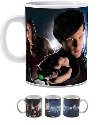 Mug Doctor Who : 11th Doctor et Amy Pond - Zeon (Neuf)