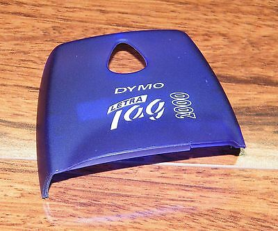 *Replacement* Purple Front Tape Cover Only For Dymo Letra Tag 2000 Label Maker