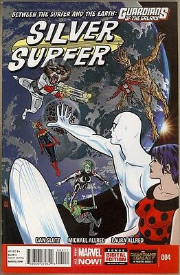 Silver Surfer (Vol. 5) #4 - VF+