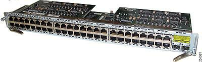 Cisco Ether NME-XD-48ES-2S-P V02) 48-Ports Plug-in module Switch 800-25015-02 A0
