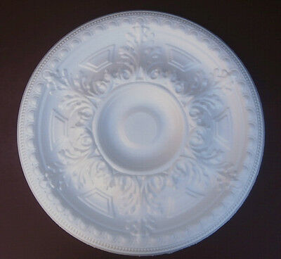 Ceiling Rose Size 400mm - 'Audley' Lightweight Polystyrene *We Combine P&P*