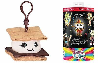 Mystery Pack 1 Chance For Freddie S'More Scented Backpack Clip Whiffer Sniffers