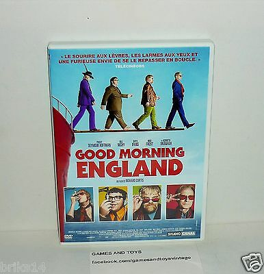 Dvd Video Good Morning England