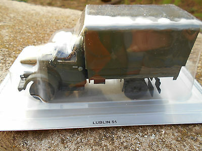 LUBLIN 51   - Die cast 1/43 EUROPA DELL'EST