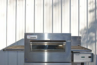 2012 Lincoln Impinger 1132-000 Conveyor Pizza Oven
