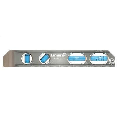 Empire 8 in. True Blue Magnetic Billet Torpedo Level