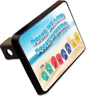White Water Rafting Trailer Hitch Cover Plug Funny Novelty