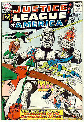 Justice League of America #15 (DC 1962 vf 8.0) guide value: $163.00 (£109.00)