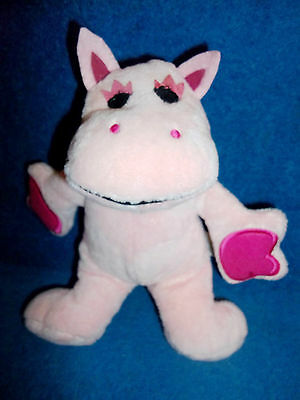"Rainbow - George - 9"" - Soft, Plush, Beanie, Tv Character Toy - Vgc"