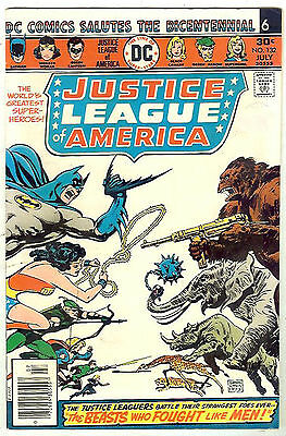 Justice League of America #132 (DC 1979 vf- 7.5) guide value: $14.50 (£9.50)