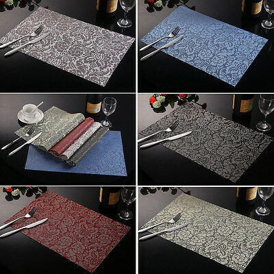 Insulation Bowl Tableware Placemats Place Mats Table Coasters Dining Room Sales