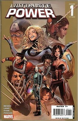 Ultimate Power #1 - NM-