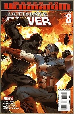 Ultimate Power #8 - VF/NM