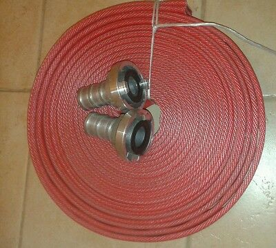 Fire hose kit 38mm x 20m with storz